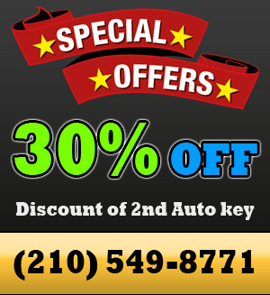 Replacing Lost Car Keys San Antonio Offer